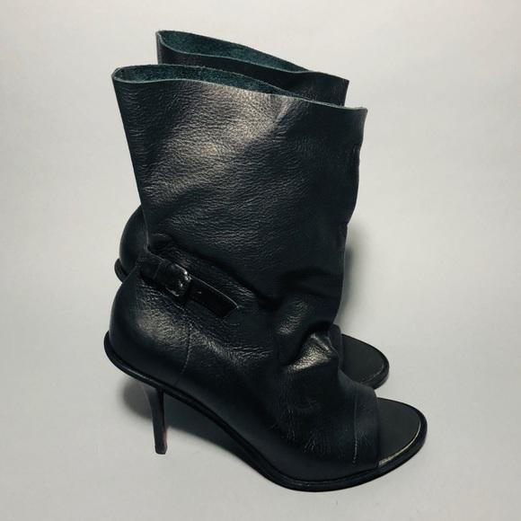 9963912e39d Authentic Balenciaga Black Boots